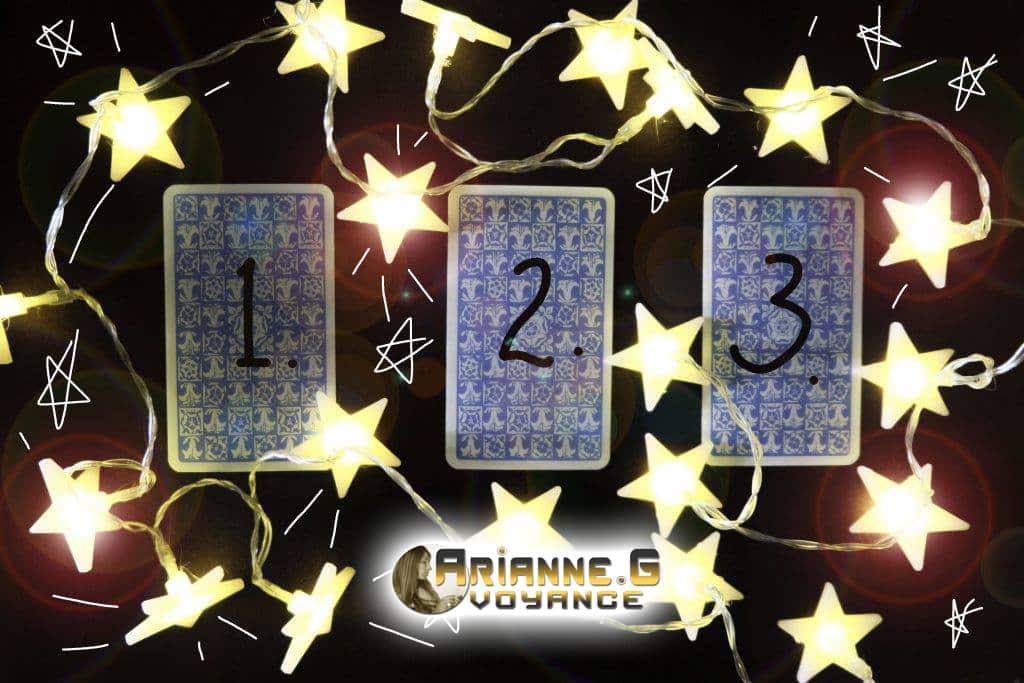 Tirage Divinatoire Tarot 3 Cartes